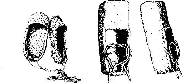 Старинные валенки - исконно русская обувь